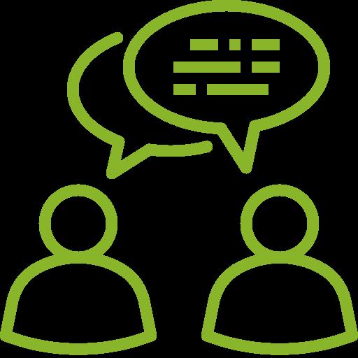 Kommunikation und Beratung